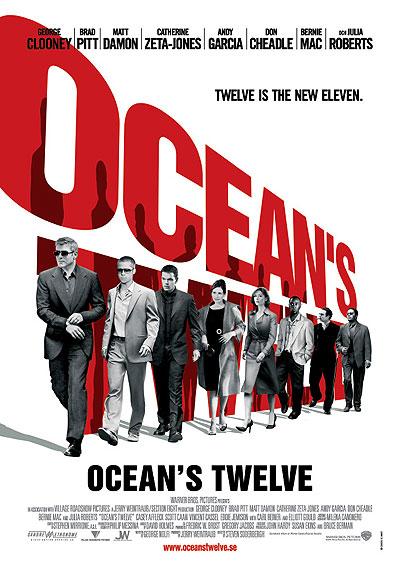 Ocean's Eleven 2001 Hindi Dubbed Dual Audio BRRip 300mb